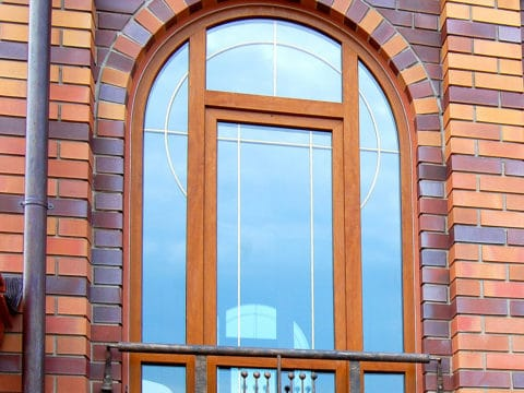 изображение арочные окна