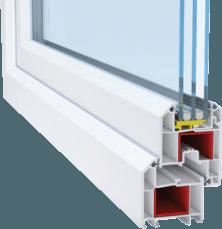 картинка пластиковые окна трехкамерные киров