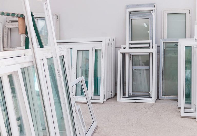 картинка окна белого цвета киров