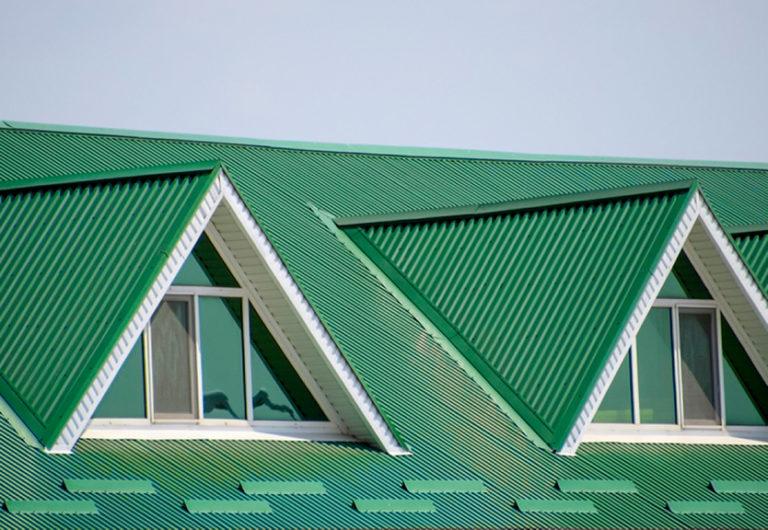 картинка окна треугольные киров