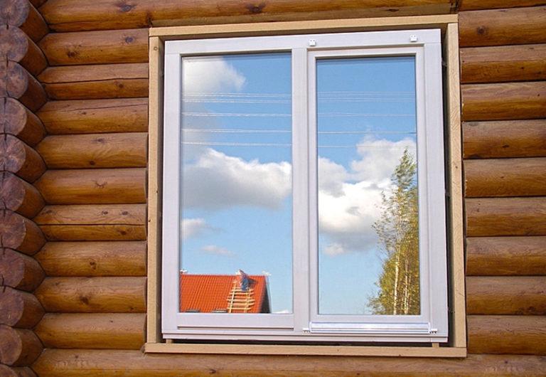картинка окна для деревянного дома киров