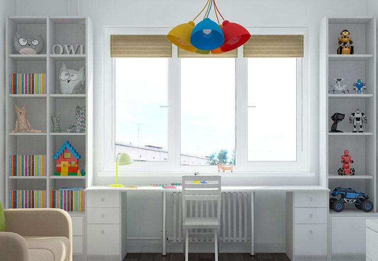 картинка окна для детской